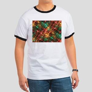 christmas tree lights T-Shirt