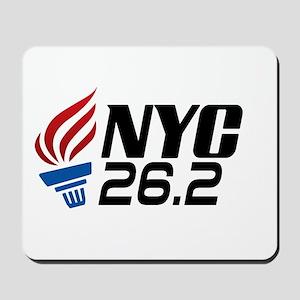 NYC Marathon Mousepad