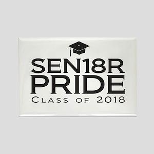 Senior Pride - Class of 2018 Magnets