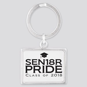 Senior Pride - Class of 2018 Keychains