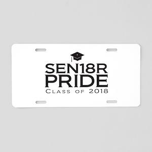 Senior Pride - Class of 201 Aluminum License Plate