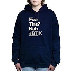 Five Tins? Women's Hooded Sweatshirt