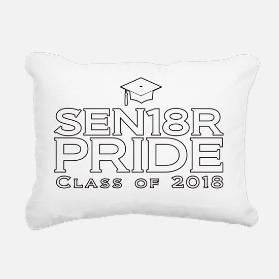 Cute Class pride Rectangular Canvas Pillow
