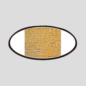 Hieroglyphics Count! Patch