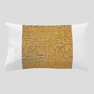 Hieroglyphics Count! Pillow Case