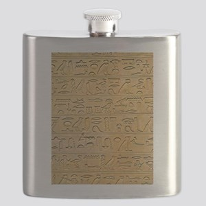 Hieroglyphics Count! Flask