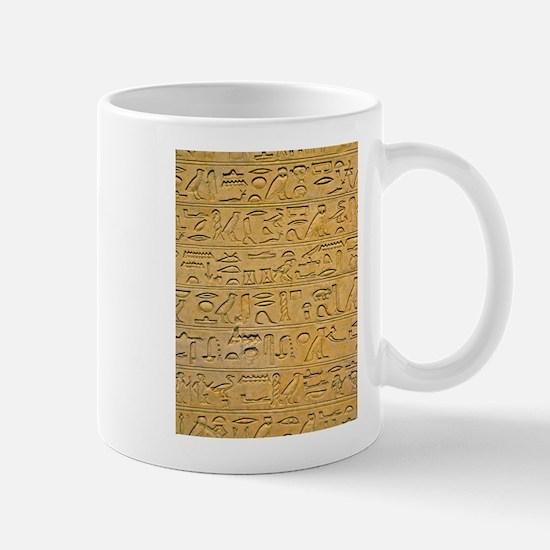 Hieroglyphics Count! Mugs