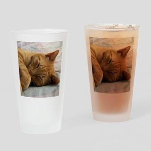 Sweet Dreams Drinking Glass