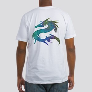 Dragon 1 - Fitted T-Shirt