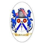 McLeur Sticker (Oval 50 pk)