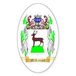 McLernan Sticker (Oval 50 pk)