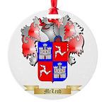 McLeod Round Ornament