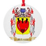 McLennan Round Ornament
