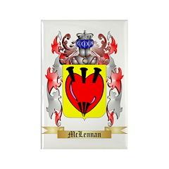 McLennan Rectangle Magnet (100 pack)