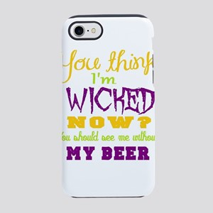 beer humor iPhone 8/7 Tough Case