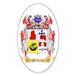 McLean Sticker (Oval)