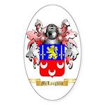 McLaughlin Sticker (Oval 10 pk)