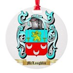 McLaughlin 2 Round Ornament