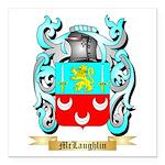 McLaughlin 2 Square Car Magnet 3