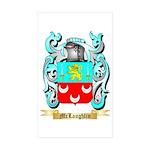 McLaughlin 2 Sticker (Rectangle 50 pk)