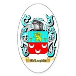 McLaughlin 2 Sticker (Oval 10 pk)