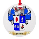 McLarty Round Ornament