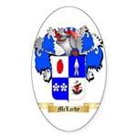 McLardy Sticker (Oval 50 pk)