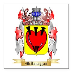 McLanaghan Square Car Magnet 3