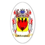 McLanaghan Sticker (Oval)