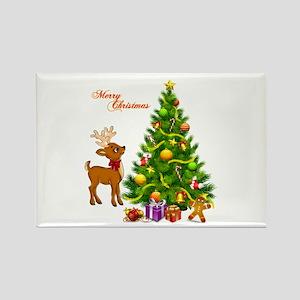 Shinny Christmas Magnets