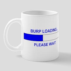 BURP LOADING... Mug