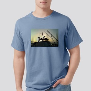 Fishing At Dawn T-Shirt