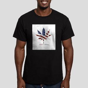 free the weed Ash Grey T-Shirt