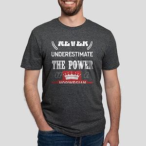The Power Of A Norwegian T Shirt T-Shirt