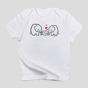 Elephants Infant T-Shirt
