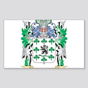 Gallagher Coat of Arms (Family Crest) Sticker