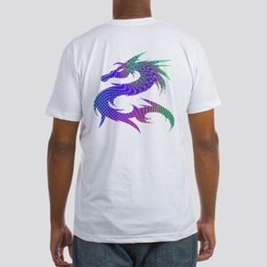 Dragon 3 - Fitted T-Shirt