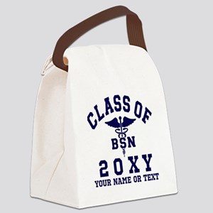 Class of 20?? Nursing (BSN) Canvas Lunch Bag