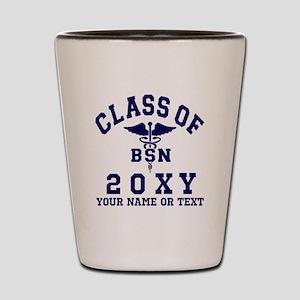 Class of 20?? Nursing (BSN) Shot Glass