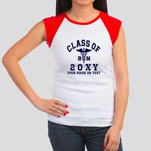 Class of 20?? Nursing Junior's Cap Sleeve T-Shirt