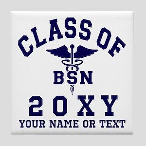 Class of 20?? Nursing (BSN) Tile Coaster