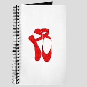 Team Pointe Ballet Hearts Journal