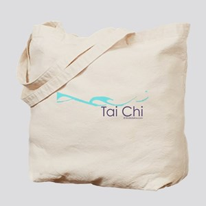 Tai Chi Wave 2 Tote Bag