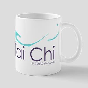 Tai Chi Wave 2 Mug