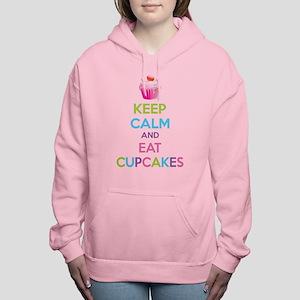 Keep Calm And Eat Cupcake Sweatshirt
