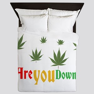 Are you down? Queen Duvet
