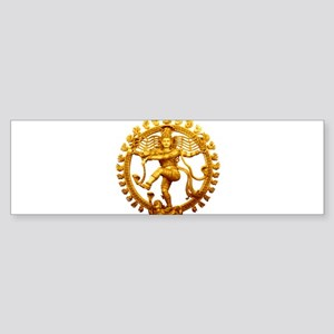 Shiva - Cosmic Dancer Bumper Sticker