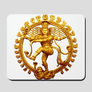 Shiva - Cosmic Dancer Mousepad