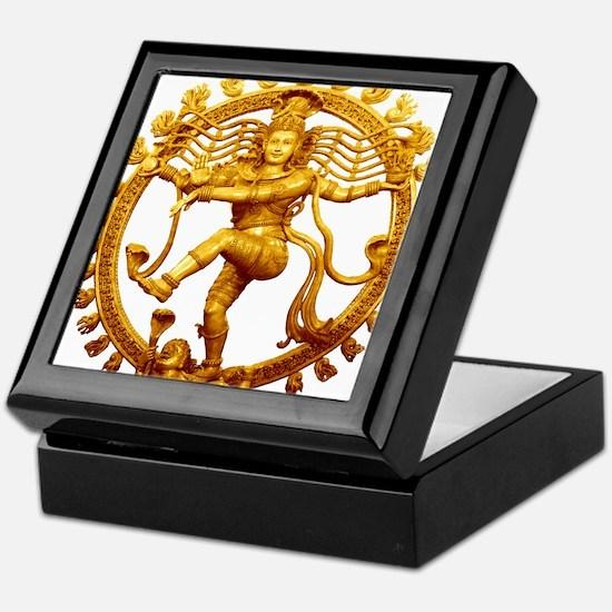 Shiva - Cosmic Dancer Keepsake Box