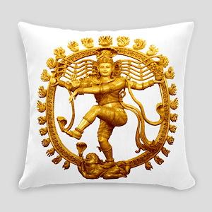 Shiva - Cosmic Dancer Everyday Pillow